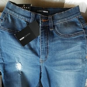 Brand New Fashion Nova jeans